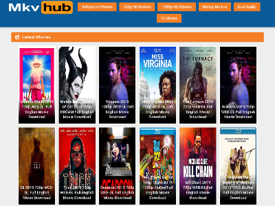 Mkvhub 2020 - Download Hollywood Movies mkvhub TV