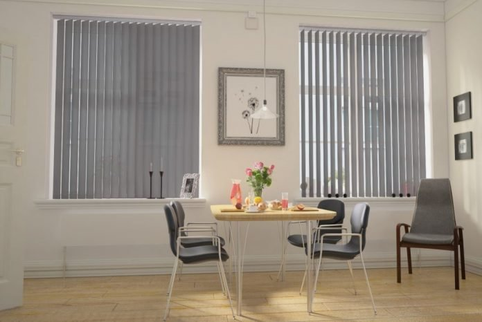 Everything You Need To Know About Vertical Blinds